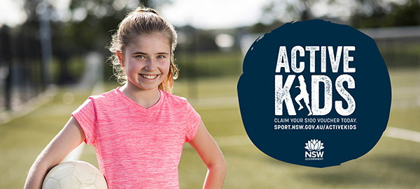 NSW Active Kids